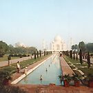 Taj Mahal by Laoghaire