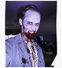 Smile, Mr. Zombie Poster
