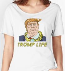 Trump Chains Women's Relaxed Fit T-Shirt