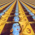 Endless Shiva by Shelleymay