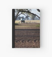 Wide Lining Hardcover Journal