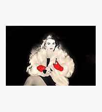 Cruella De Vil ? Photographic Print