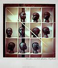 Heads Polaroïd by laurentlesax