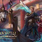Bridge of Legends Art - Dawnspell by sarahklwilson