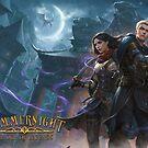 Summernight: Bridge of Legends Book One by sarahklwilson