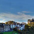 Edinburgh's Old Town by Tom Gomez