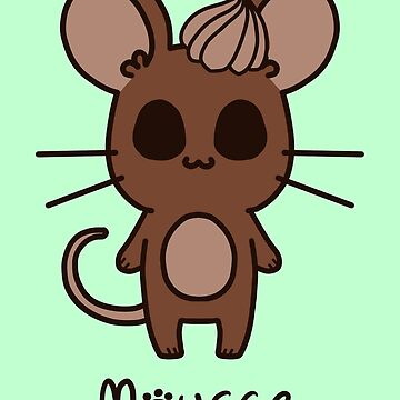Sweet Treat Friends - Mousse the Mouse by OhSweetie