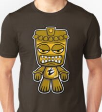 Tiki Mascot Unisex T-Shirt
