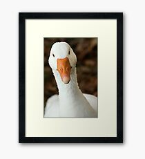 Hi...I'm Your New Neighbor Framed Print