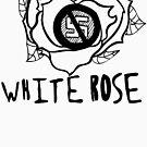 White Rose - Black by GirlsRockPitt