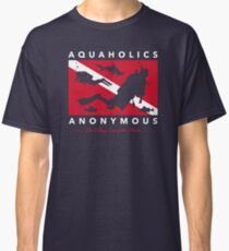 Aquaholics Anonymous Classic T-Shirt