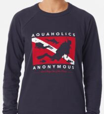 Aquaholics Anonymous Leichter Pullover