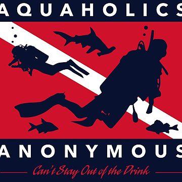 Aquaholics Anonymous  by seizethejay