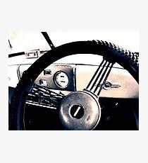 Sweet Drive....... Photographic Print