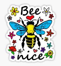 Bee Nice; Sticker