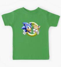 Sonic the Hedgehog - SEGA Genesis Sprite Kids Tee