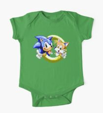 Sonic the Hedgehog - SEGA Genesis Sprite Kids Clothes
