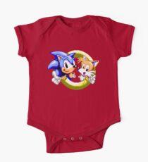 Sonic the Hedgehog - SEGA Genesis Sprite One Piece - Short Sleeve