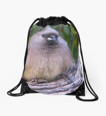 Muisvoël / Mousebird. Drawstring Bag