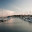Aqua Carpark by Daniel Peut