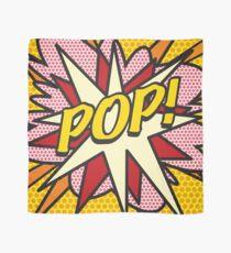 Comic Book Pop Art POP! Scarf