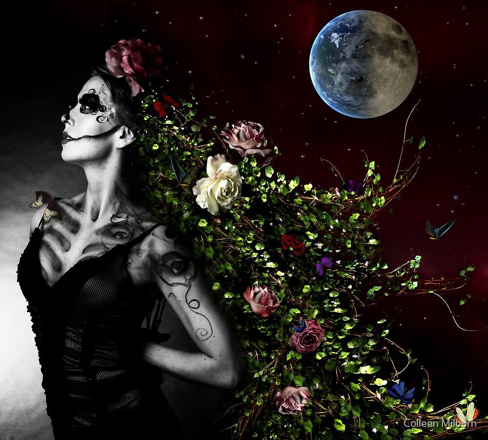 Danse Macabre II by Colleen Milburn