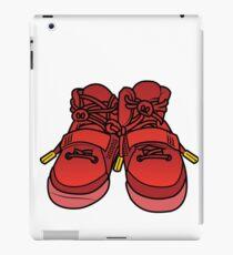 Yeezy Red October iPad Case/Skin