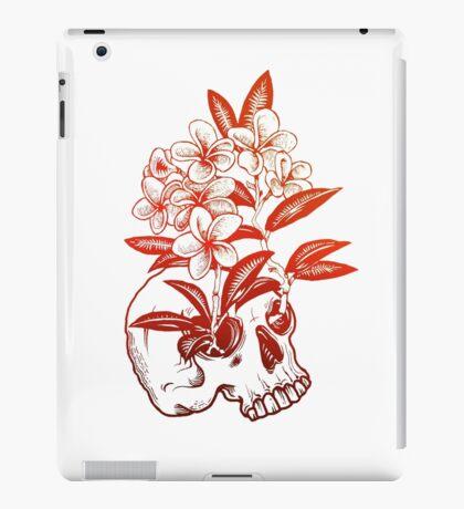 Red Skull  iPad Case/Skin