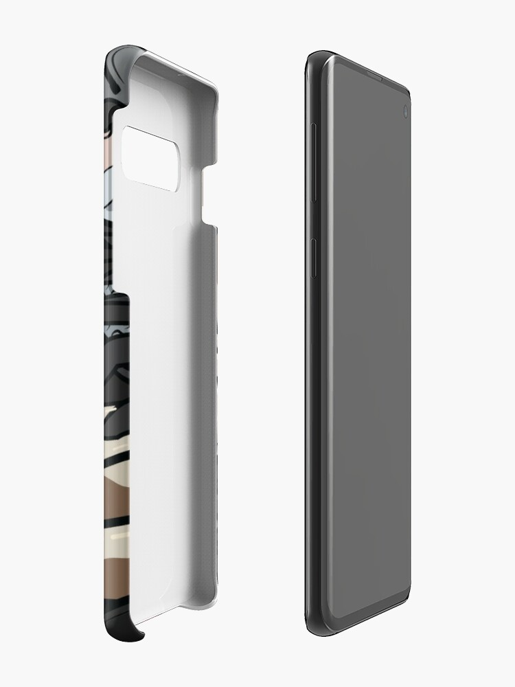 Alternative Ansicht von SUPREME CAMO 5s Hüllen & Klebefolien für Samsung Galaxy