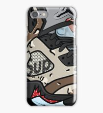 SUPREME CAMO 5s iPhone Case/Skin