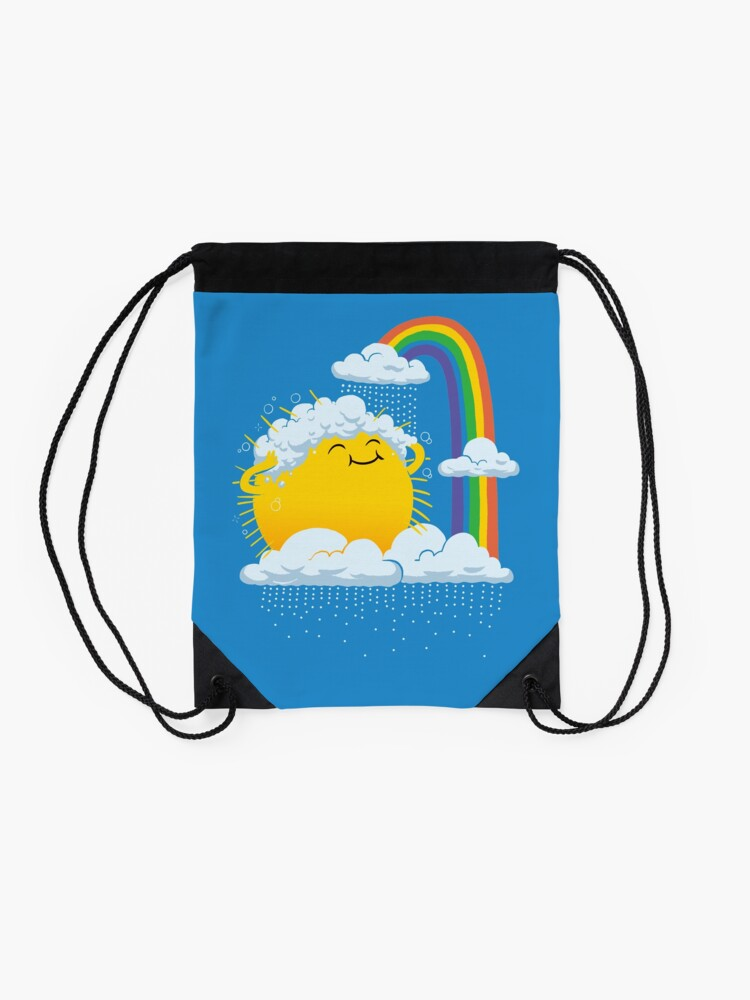 Alternate view of Rainy Day Drawstring Bag