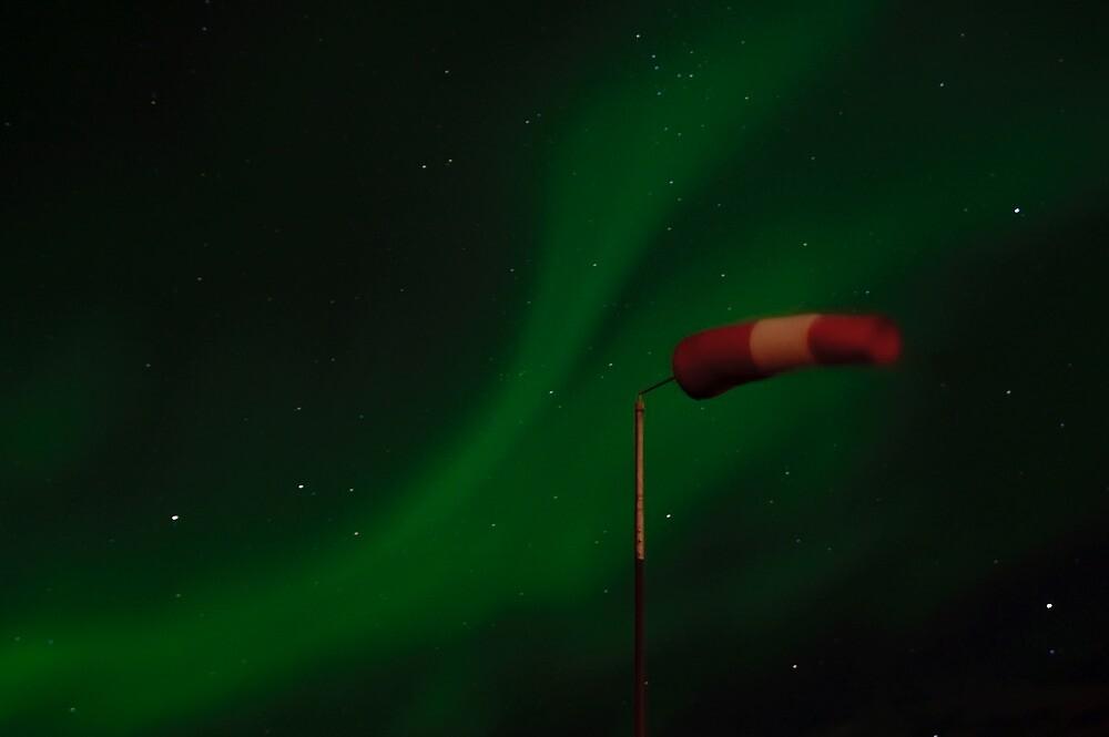 Aurora Borealis by Ólafur Már Sigurðsson