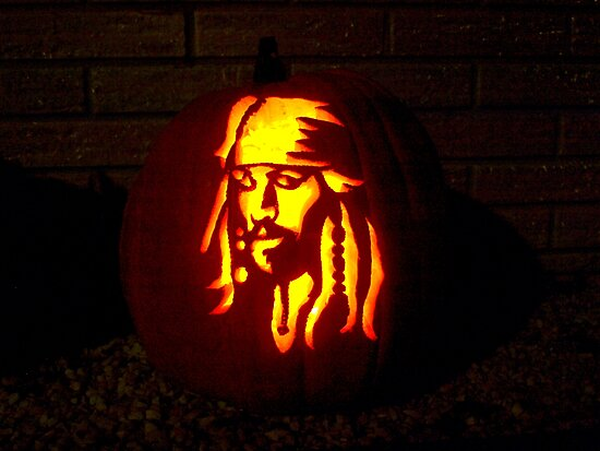 Halloween (Jack Sparrow) by heinrich