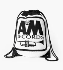 A&M Records Drawstring Bag