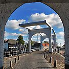 A look through the South Harbor Gate by Adri  Padmos