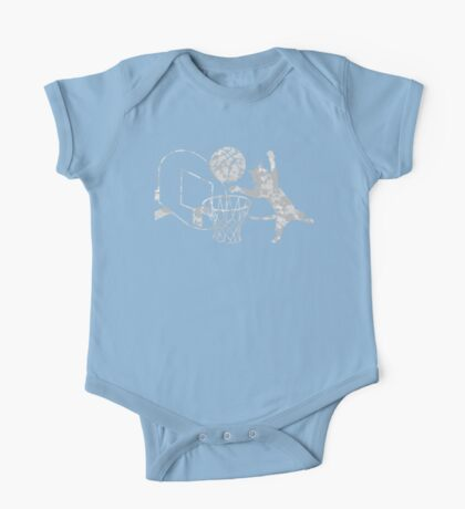 Slam Puss (Grey) Kids Clothes