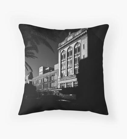 S. H. Kress and Co. Building Throw Pillow