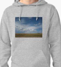 Nebraska Landscape Pullover Hoodie
