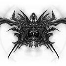 Bio-mech rawshak by James Suret