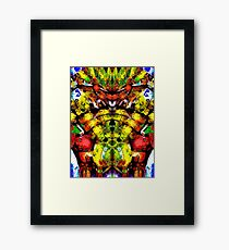 The Trickster Triumphant Framed Print