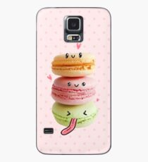 Funny Macarons Case/Skin for Samsung Galaxy