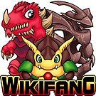 Wikifang Logo by RacieB