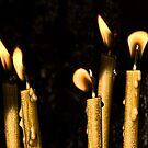 Candlelight by Milos Markovic