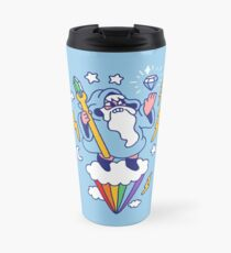 Wizard In The Sky Travel Mug