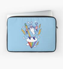 Wizard In The Sky Laptop Sleeve
