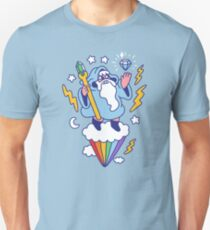 Wizard In The Sky Slim Fit T-Shirt
