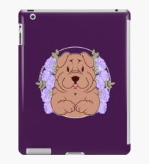 Furrow the Shar Pei iPad Case/Skin