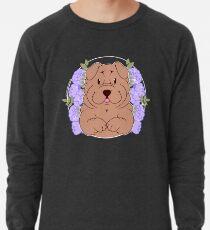 Furrow the Shar Pei Lightweight Sweatshirt