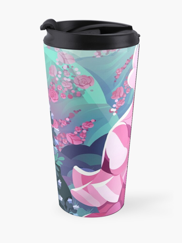 Alternate view of My World Travel Mug