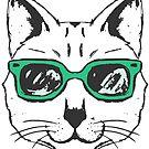 Coole Katze von Jacqueline Hurd